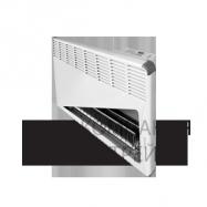 Комплект - Конвектор электрический Atlantic CMG BL-Мeca (500W) + комплект подставок Atlantic design