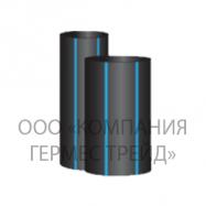 Трубы ПЭ100 SDR 26 (0,63 МПа), диаметр 400 мм